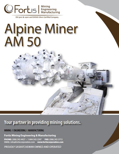 Alpine Miner AM 50