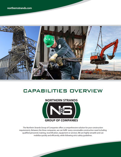 Northern Strands Group of Companies Capabilities