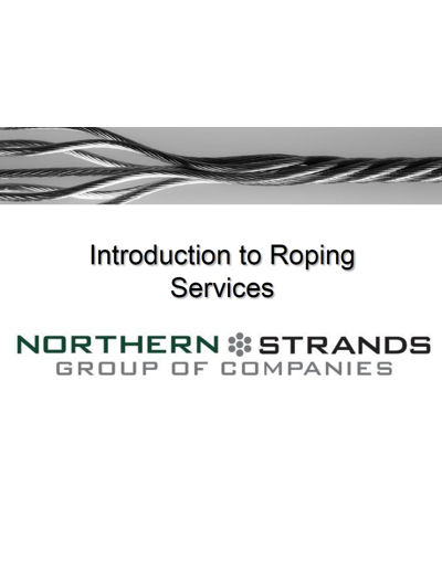 Roping Services